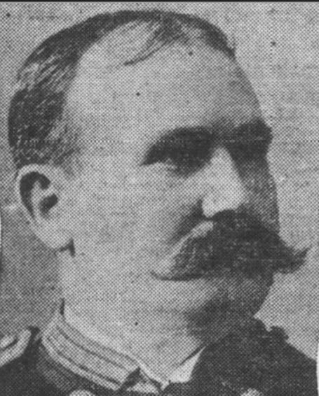 Captain Louis S. Vanduzer