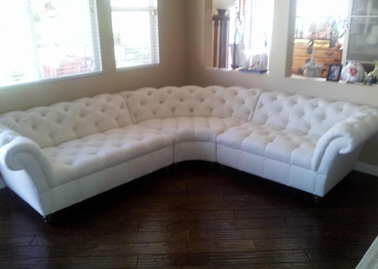 sofa upholstery encino- custom made sofas