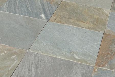 Gobi Yellow Quartzite Patterned Flagging & Pool Coping Natural Stone