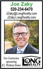 Joe Zaky, Realtor, Long Realty Sierra Vista