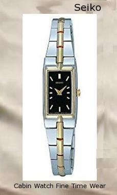 Product specifications Watch Information Brand, Seller, or Collection Name Seiko Watches Model number SZZC42 Part Number SZZC42 Model Year 2011 Item Shape rectangle Dial window material type Hardlex Display Type Analog Clasp Jewelry Clasp Case material Brass Case diameter 13 millimeters Case Thickness 5.3 millimeters Band Material Brass Band length womens Band width 9 millimeters Band Color Silver Dial color Black Bezel material Brass Bezel function Stationary Special features Water Resistant Movement Japanese quartz Water resistant depth 99 Feet,watch repair near me