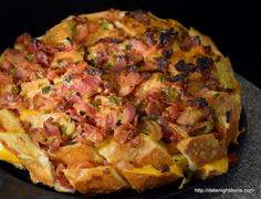 Bacon Cheese Garlic Bread-Chef of the Future-Your Source for Quality Seasoning Rubs