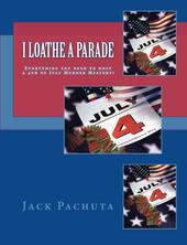 Hard Copy Book of 4th of July Murder Mystery Party Kit: I Loathe a Parade