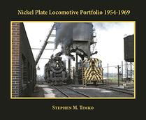Nickel Plate Locomotive Portfolio 1954-1969
