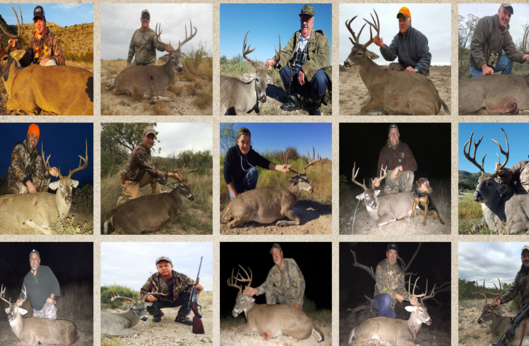 2015 Deer Hunting Pictures