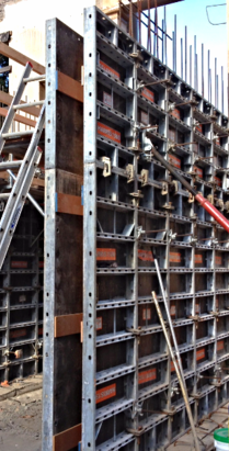Pacific Construction Services Ltd Shoring Equipment