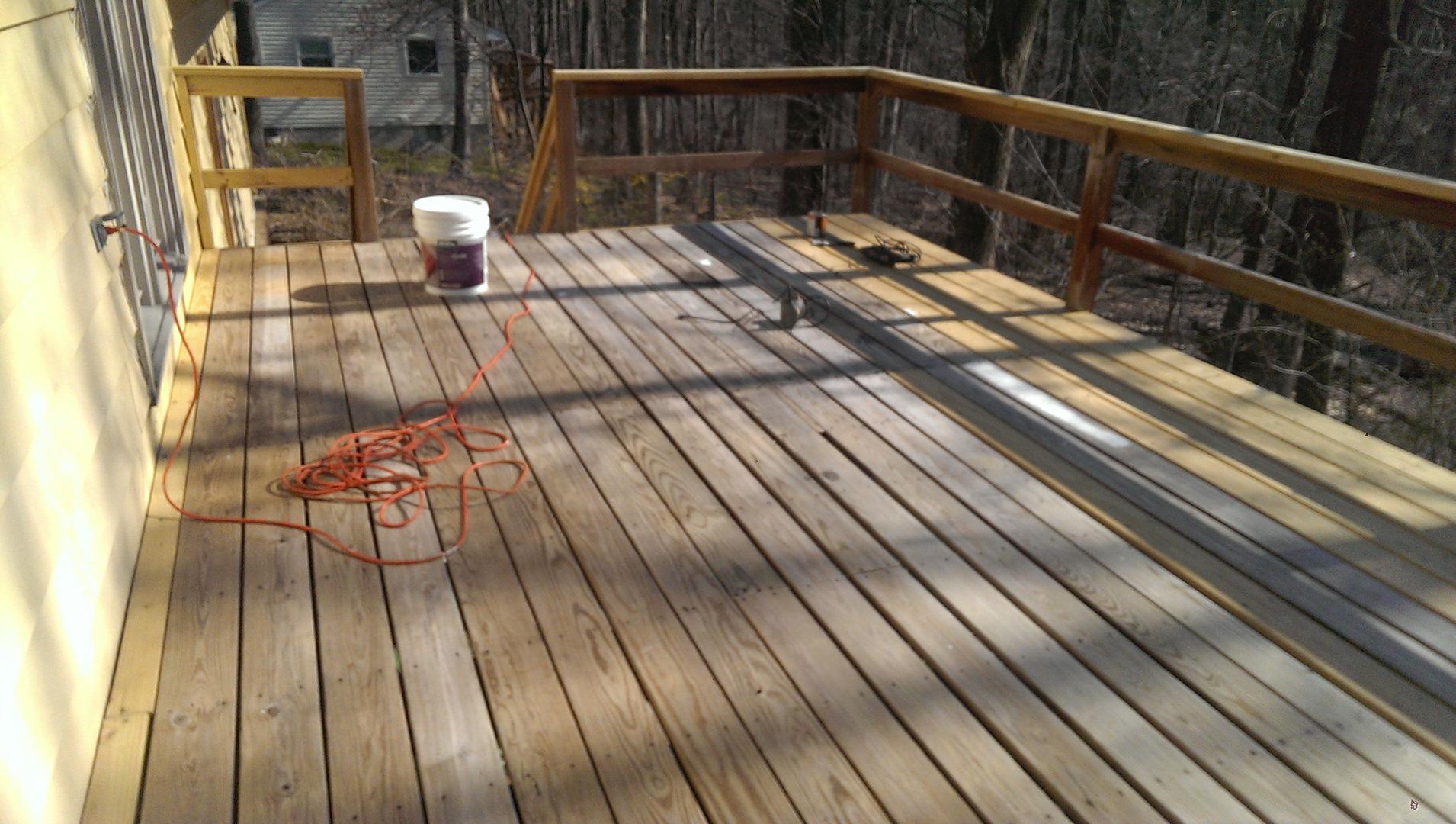 Deck Installation Near Me