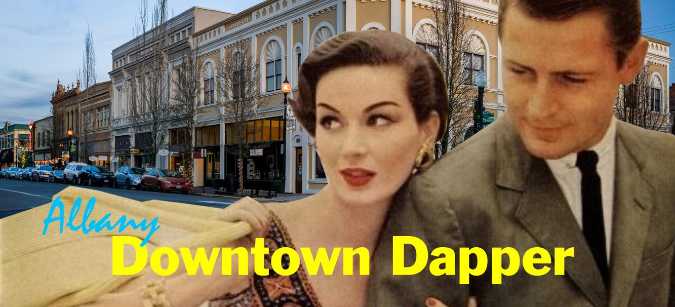 Downtown Dapper, Albany Oregon