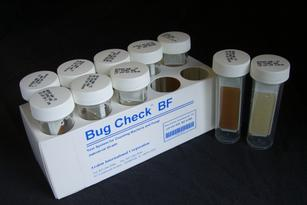 Bacteria Test, Bug Check BF