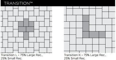 Unilock Transition Paver Patterns