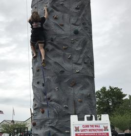 Rock Wall Rental Chattanooga