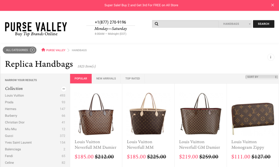 report-fake-handbags