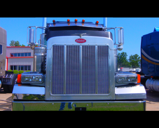 Peterbilt heavy truck