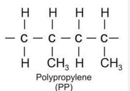 formula for polypropylene