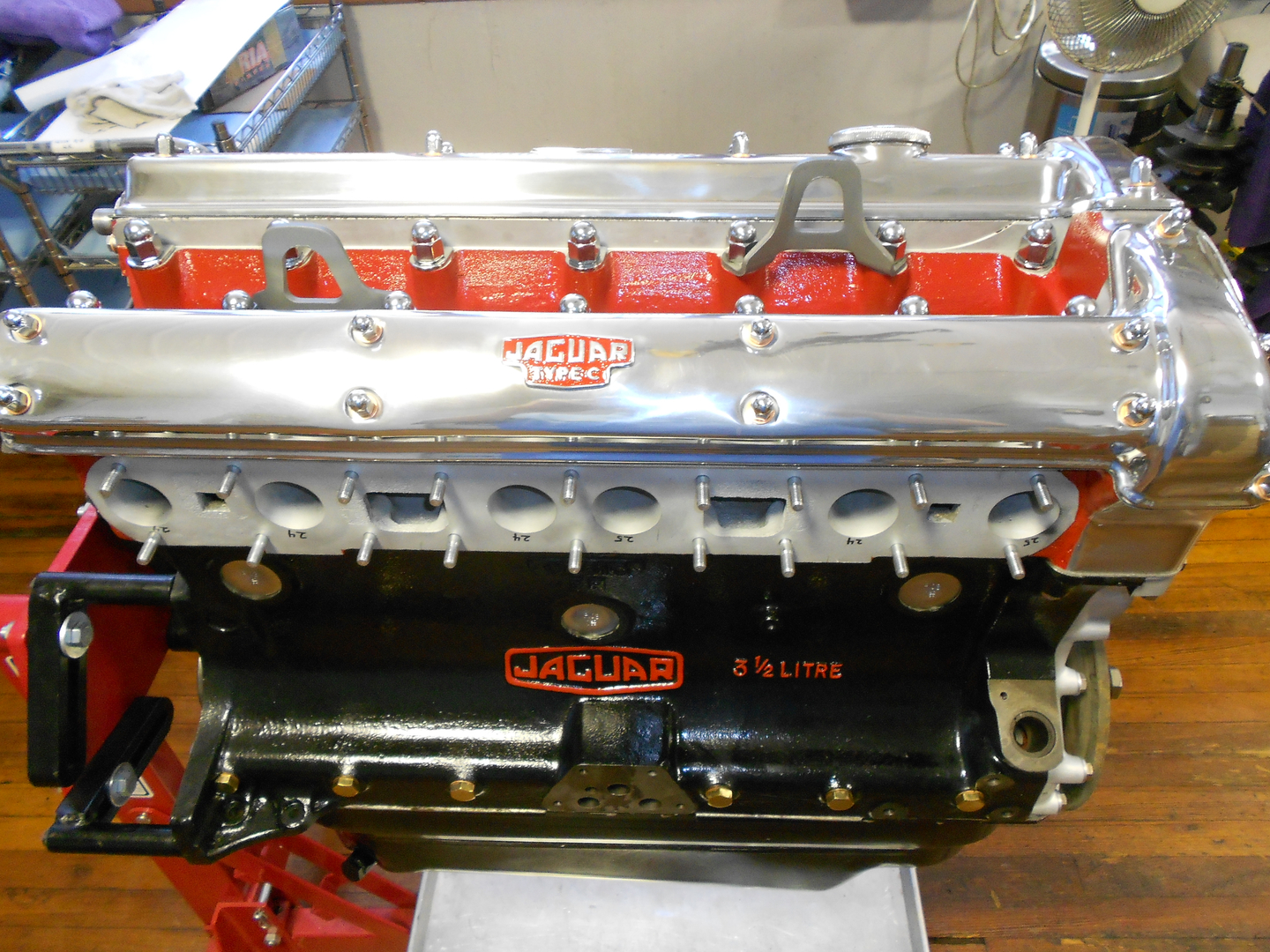 completed scott holley single plug full race 4 2l