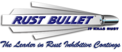 Rust Bullet Logo and Link