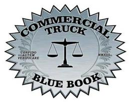 Commercial Truck Blue Book - Certified Truck Equipment Tool Appraisal Report