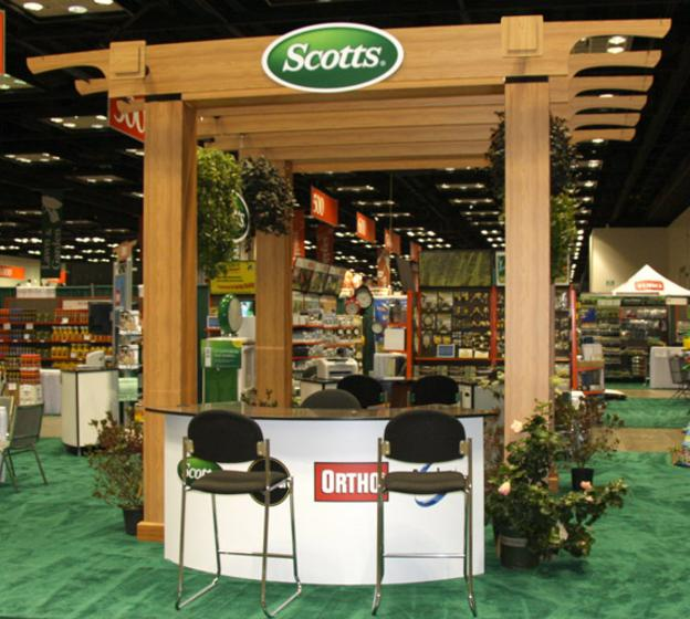 custom display booth builds and rentals hahn rentals