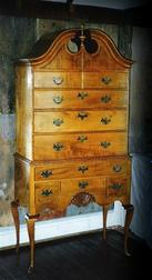 Bonnet Top Highboy