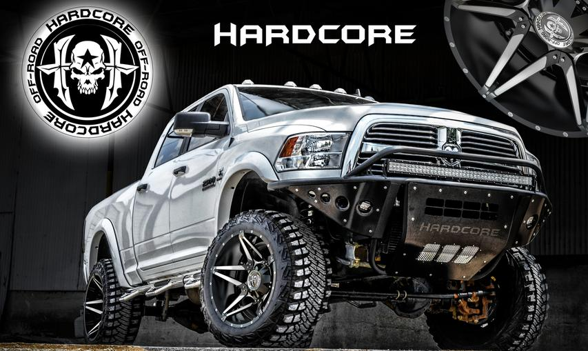 Hardcore Jeep And Trucks Rims Autosport Plus Canton