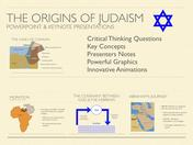 The Origins of Judaism PowerPoint
