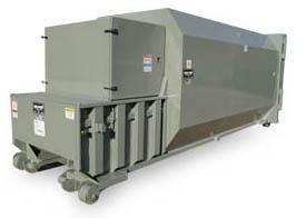 trash compactor & baler, sales, rentals or leasing