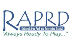 image of redmond area parks and recreation district logo