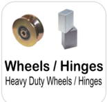 Wheel and Hinges