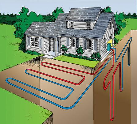 Geothermal Heat Pump Piping Diagram Weber Refrigeration, Heating, and Air Conditioning Scott City, KS