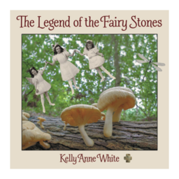 Rhyming picture book Legend of the fairy Stones