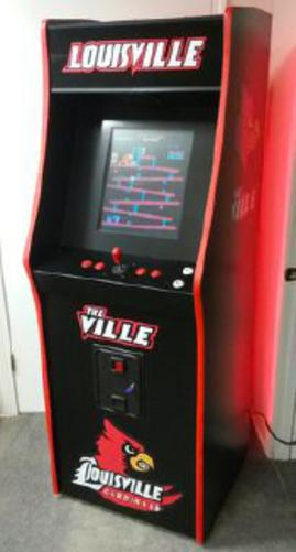 Louisville arcade machine