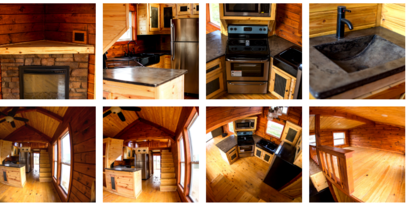 Log Cabin Photo Gallery