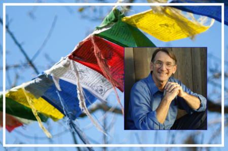 Prayer Flags and Paul W. Ennis - Patient Advocate Navigator - Sonoma County, CA USA