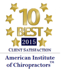 Voted 10 best Chiropractors in Jacksonville, FL