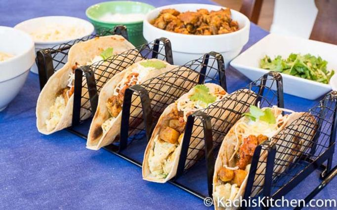 Kachis kitchen vegetarian indian recipes breakfast tacos place all of the ingredients including the fried spices in a food processor and grind until smooth forumfinder Gallery