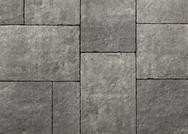 Unilock Concrete Paver Bristol Valley in New York Blend Color