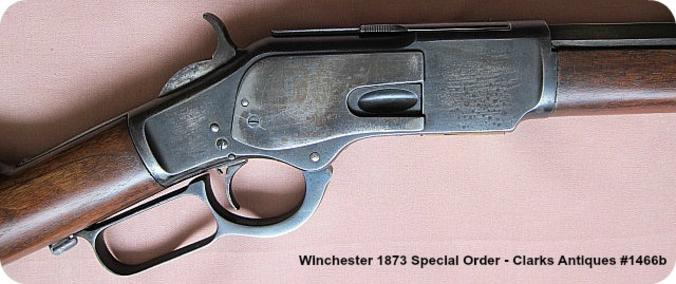 Winchester 1873 Rifle 28 inch Barrel