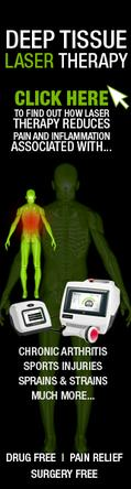 Laser Therapy, Deep Laser Therapy, Laser Massage, Class IV laser, Pain, Inflammation, Anti-Inflammatory, Neuropathy
