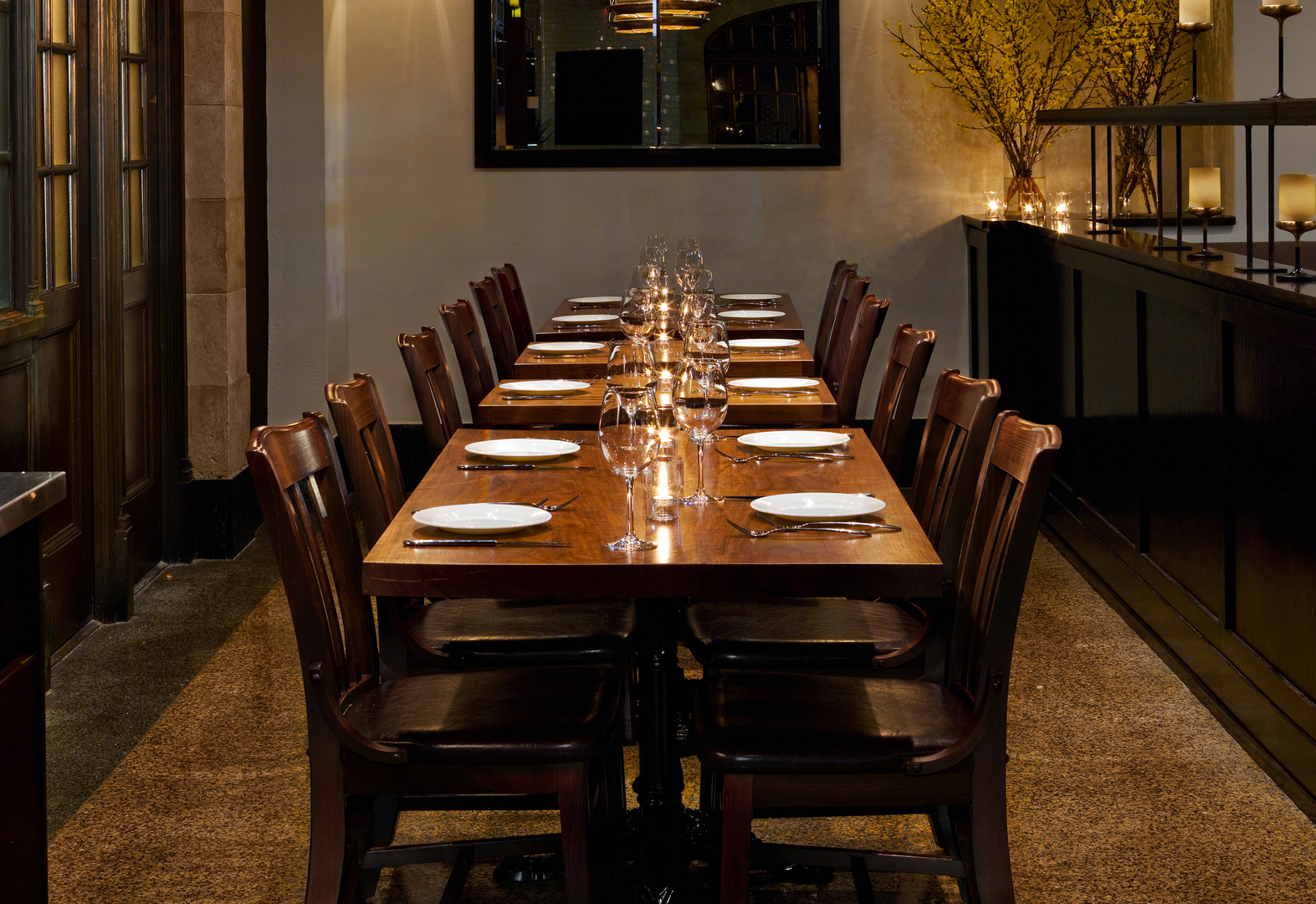 Dine-In & Takeout Menu | Modern Restaurant And Lounge - New York
