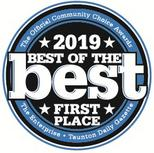 Vote for us for 2019 Best of the Best!