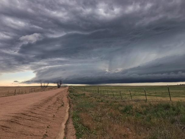 Colorado Storm Chasing Tour Supercell