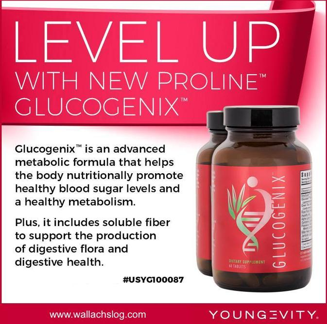 Glucogenix™ - 60 tablets