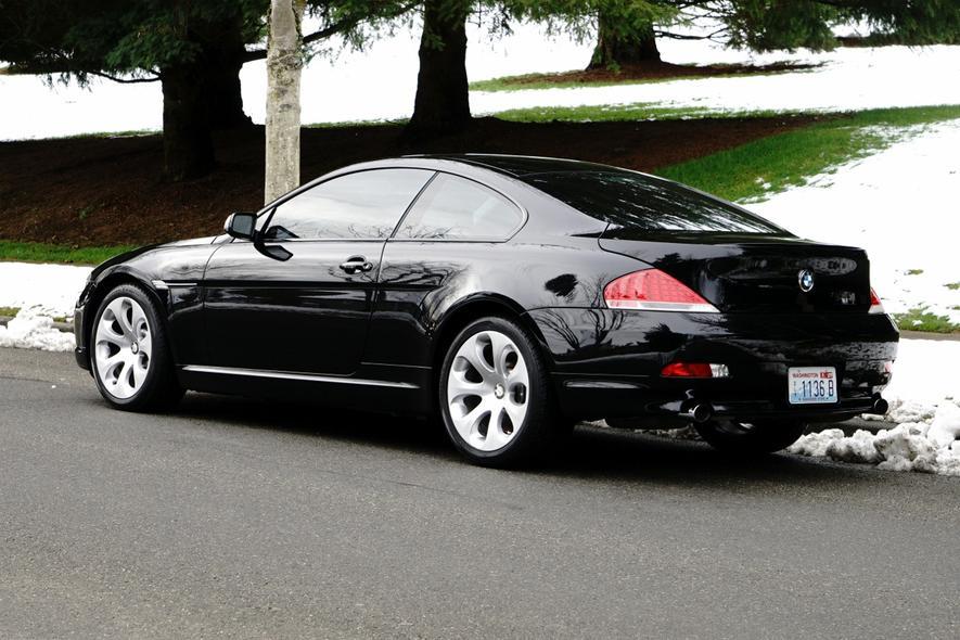 2005 Bmw 645ci M