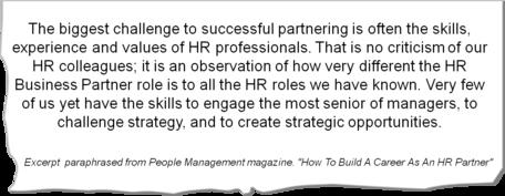 Connolly Clarke - HR Business Partner, HR Training