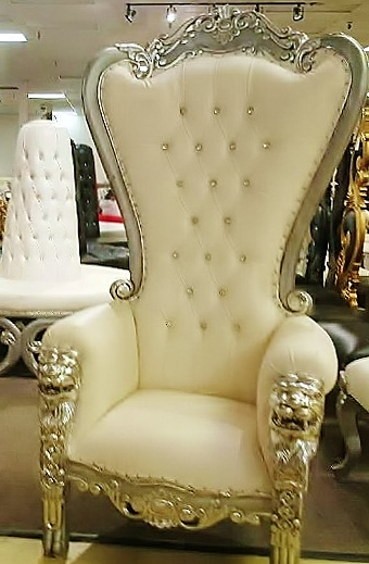 Excellent Throne Chairs Dailytribune Chair Design For Home Dailytribuneorg