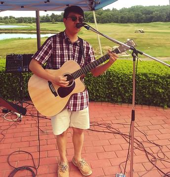 Kyle Langlois Music at The Ranch Golf Club, Southwick, MA