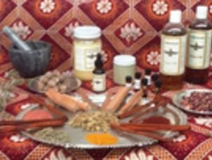 Sirodhara traditional Ayurvedic treatment