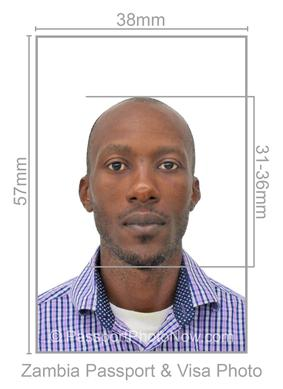Zambia Passport And Visa Photos Printed And Guaranteed Accepted From Passport Photo Now