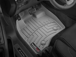 Custom fit mats for inside and outside of your vehicle. Rhino Linings of Charleston