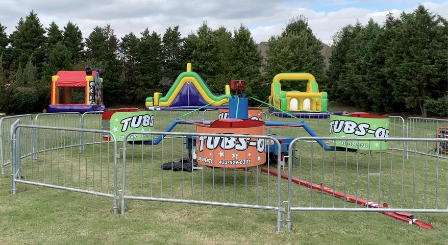 Carnival Ride Rentals in Jasper TN